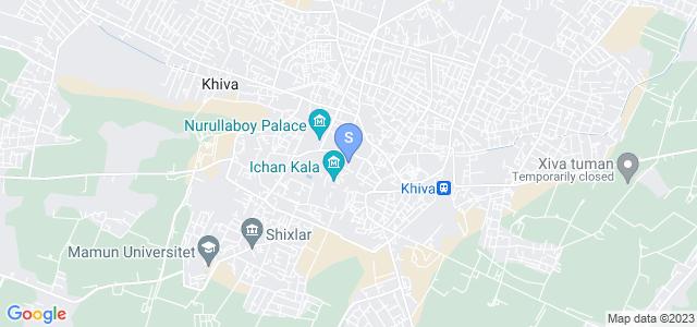 Location of Mirhoja on map