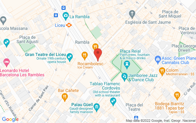 Administración nº317 de Barcelona