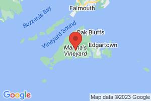 Map of Marthas Vineyard