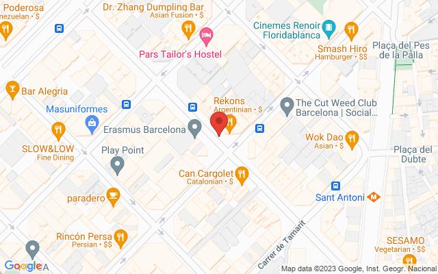 Administración nº110 de Barcelona