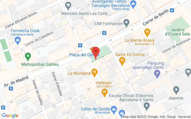 Administración nº202 de Barcelona
