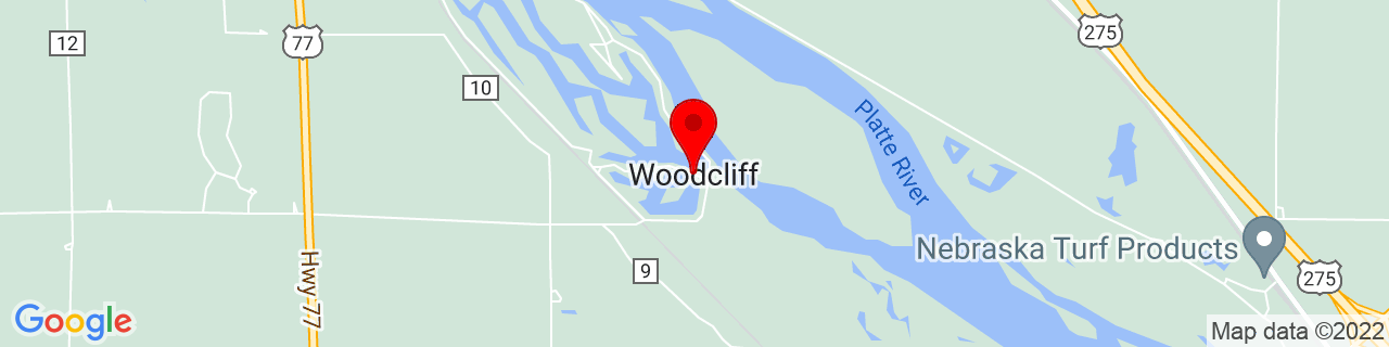 Google Map of 41.38167, -96.47169