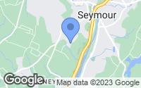 Map of Seymour, CT