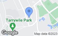 Map of Danbury, CT