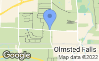Map of Olmsted Twp, OH