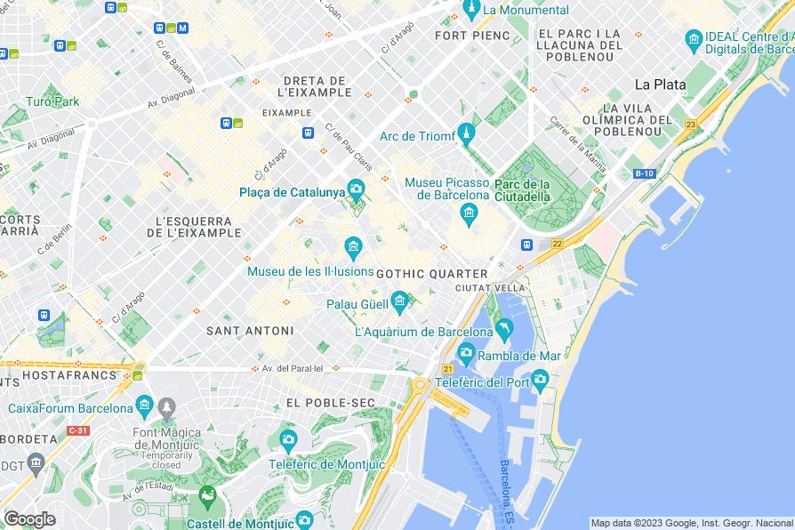 El jardi hotel barcelona review photos - Hotel el jardi barcelona ...