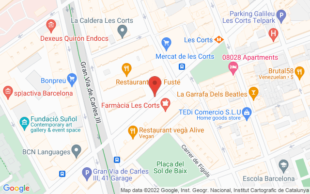 Administración nº133 de Barcelona