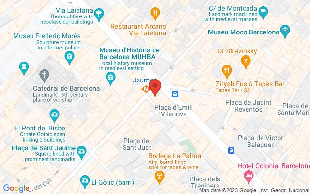 Administración nº288 de Barcelona