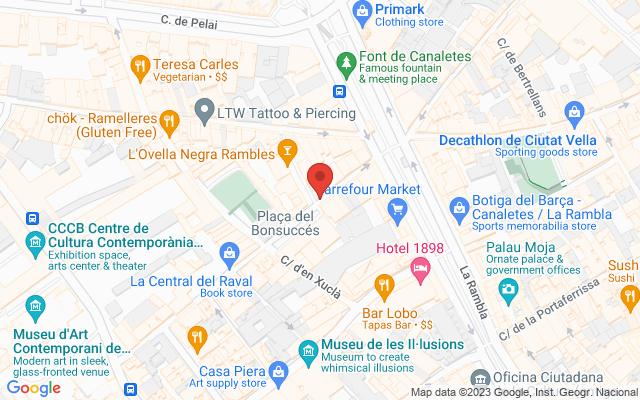 Administración nº318 de Barcelona