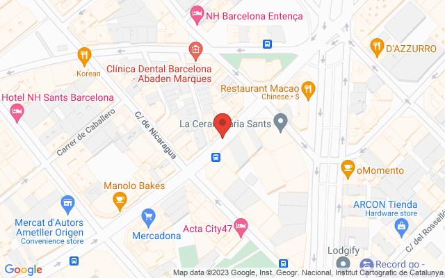 Administración nº234 de Barcelona
