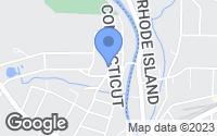 Map of Stonington, CT