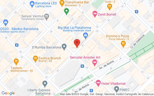 Administración nº172 de Barcelona