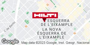 Tienda Hilti-Barcelona (Cornellá de Llobregat)