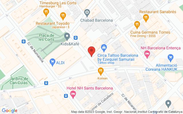 Administración nº180 de Barcelona