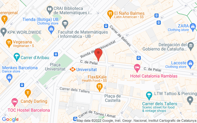 Gato Negro de Barcelona