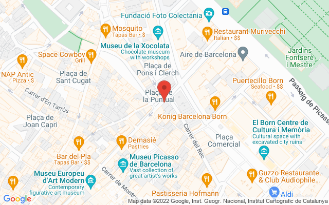 Administración nº245 de Barcelona