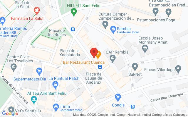 Administración nº3 de Sant Feliu de Llobregat