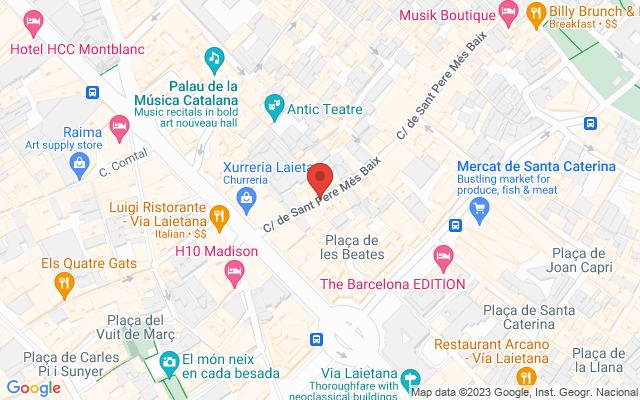 Administración nº240 de Barcelona