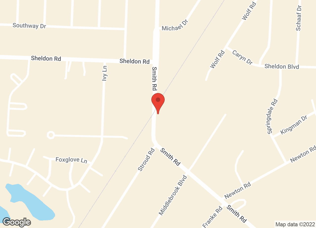 Google Map of VCA Midpark Animal Hospital