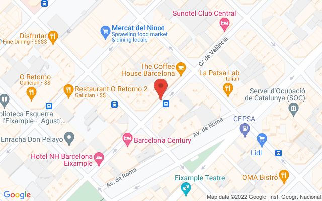 Administración nº89 de Barcelona