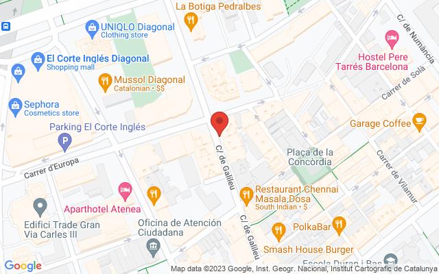 Administración nº287 de Barcelona