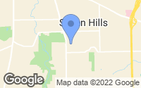 Map of Seven Hills, OH