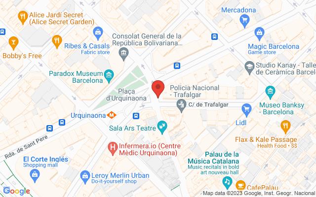 Administración nº97 de Barcelona