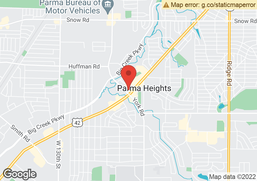 Google Map of 6300 PEARL RD