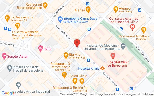 Administración nº315 de Barcelona