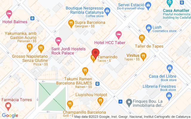 Administración nº125 de Barcelona