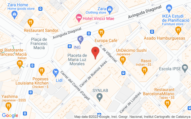 Administración nº309 de Barcelona