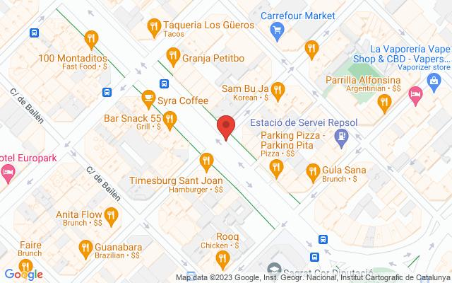 Administración nº237 de Barcelona