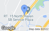 Map of North Haven, CT
