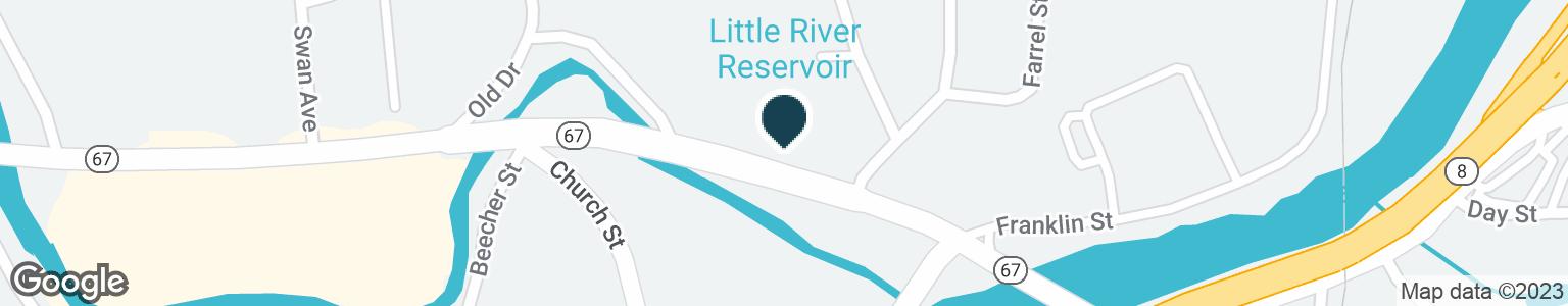 Google Map of144 BANK ST