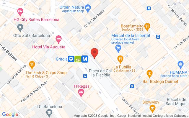 Administración nº36 de Barcelona