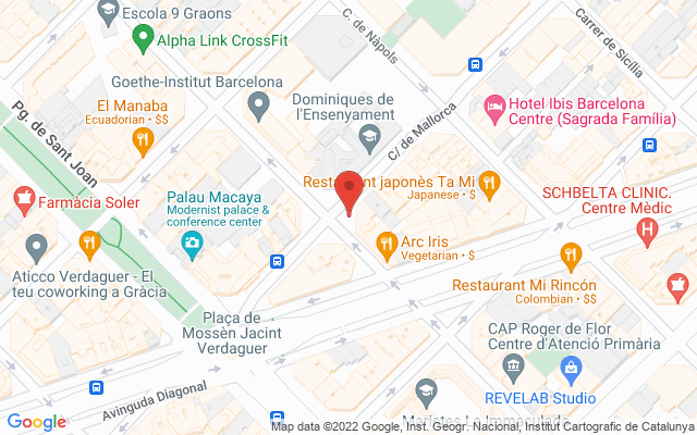 Administración nº163 de Barcelona