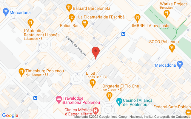 Administración nº291 de Barcelona