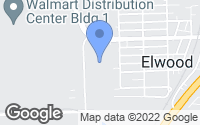 Map of Elwood, IL