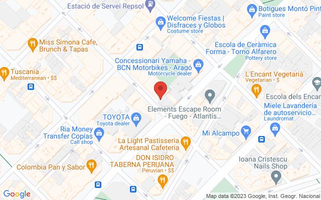 Administración nº222 de Barcelona