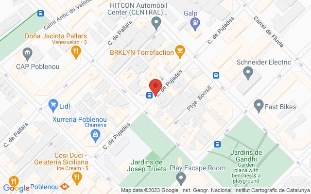 Administración nº214 de Barcelona