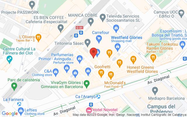 Administración nº215 de Barcelona
