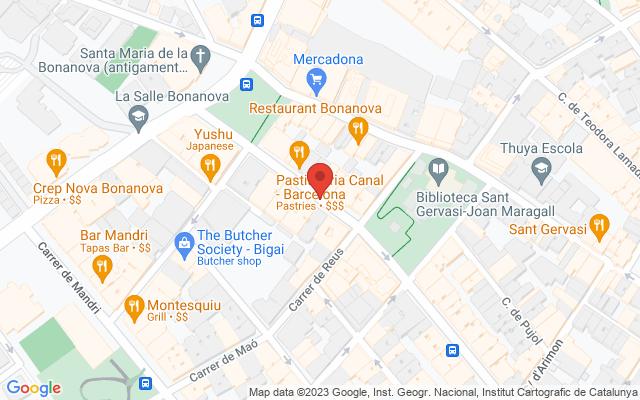 Administración nº205 de Barcelona