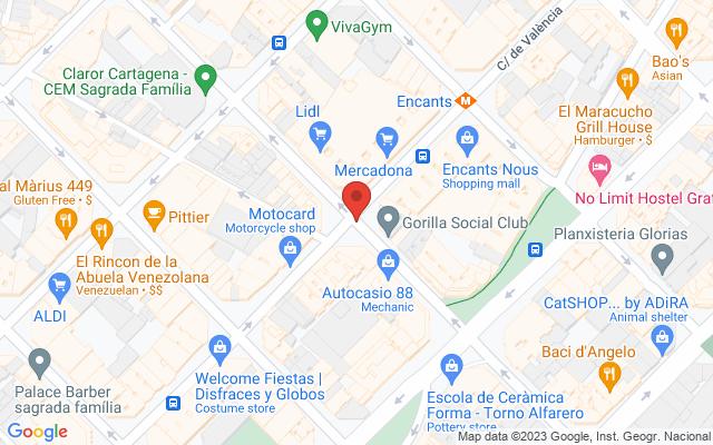 Administración nº253 de Barcelona