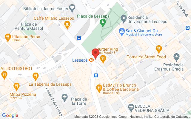 Administración nº86 de Barcelona