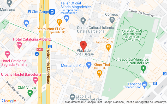 Administración nº131 de Barcelona
