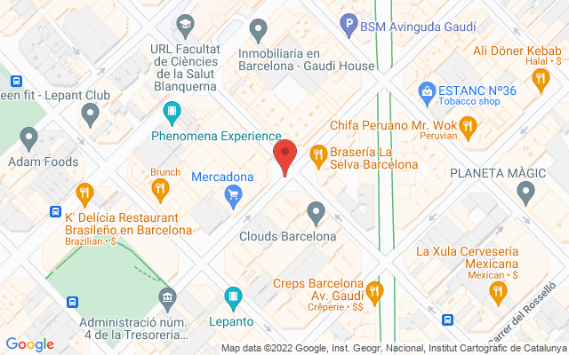 Administración nº246 de Barcelona