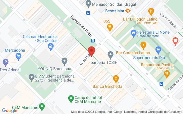Administración nº112 de Barcelona