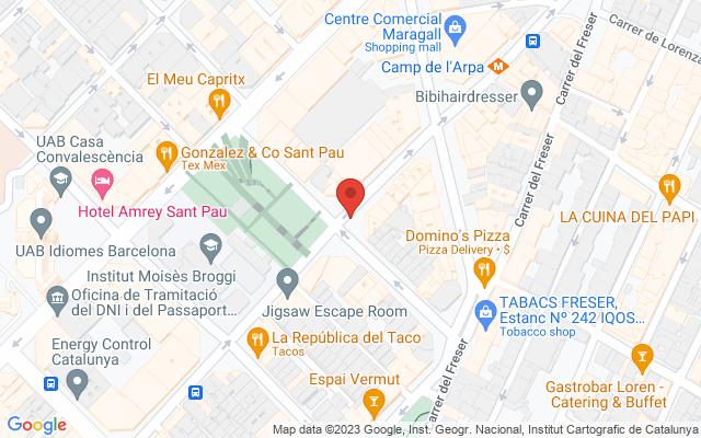 Administración nº335 de Barcelona