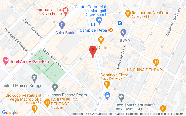 Administración nº76 de Barcelona