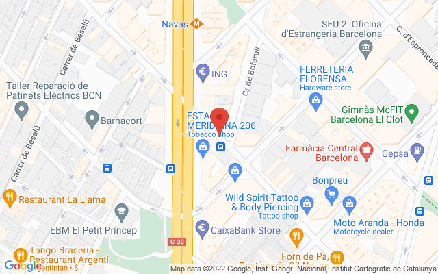 Administración nº277 de Barcelona
